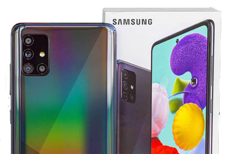 Samsung galaxy m51 vs samsung galaxy a51
