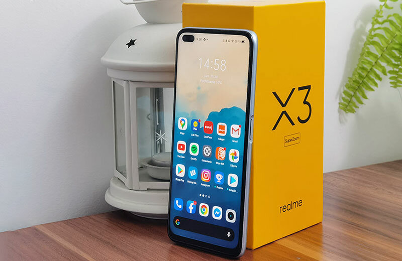 Смартфон realme x3 superzoom – дата выхода, обзор