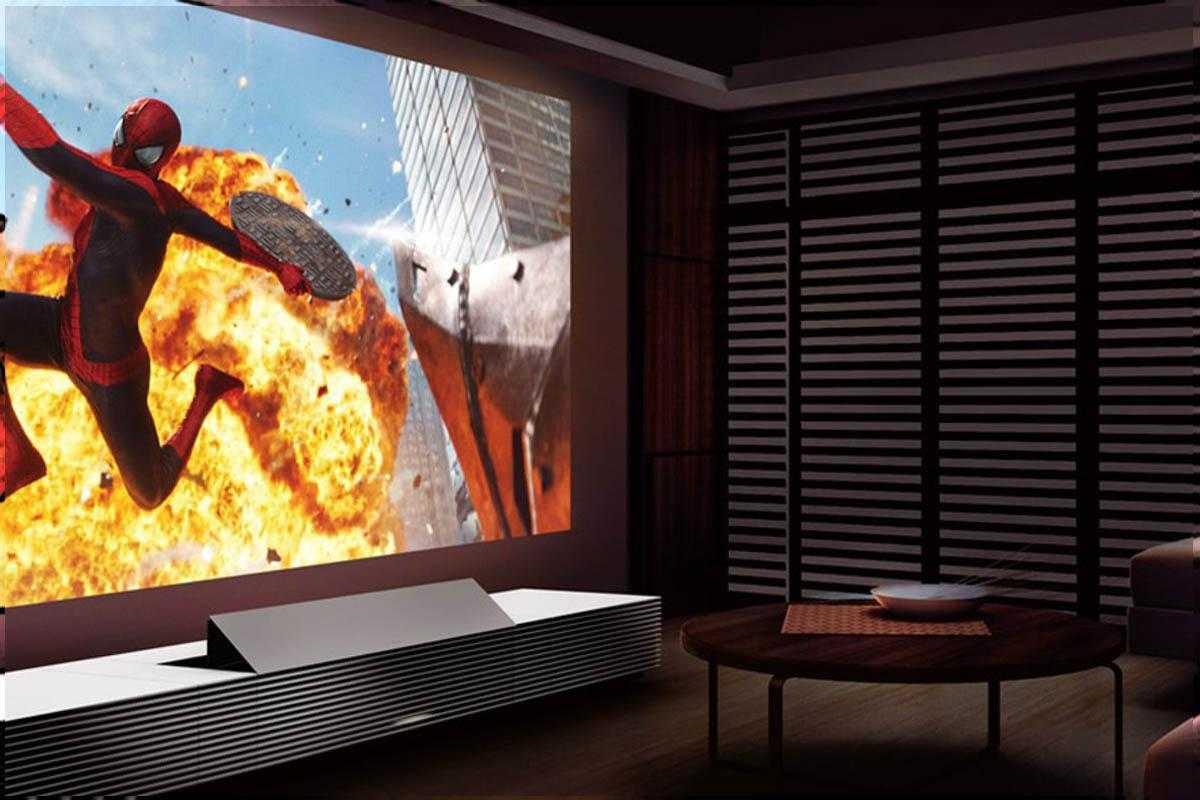 Проектор для домашнего кинотеатра: полный гайд по выбору
