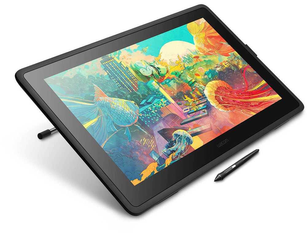 ✅10 лучших графических планшетов с экраном для рисования: рейтинг 2020 года