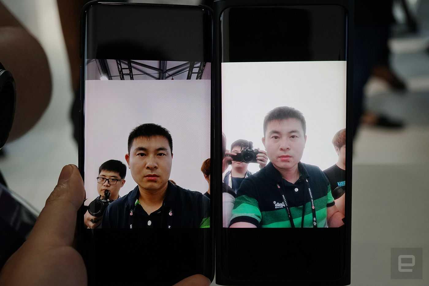 Смартфоны с камерой под экраном не появятся в этом году. но когда?