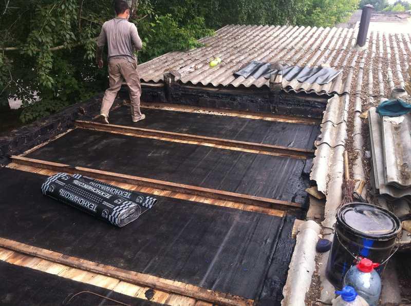 Выбор качественного и недорогого материала для крыши гаража