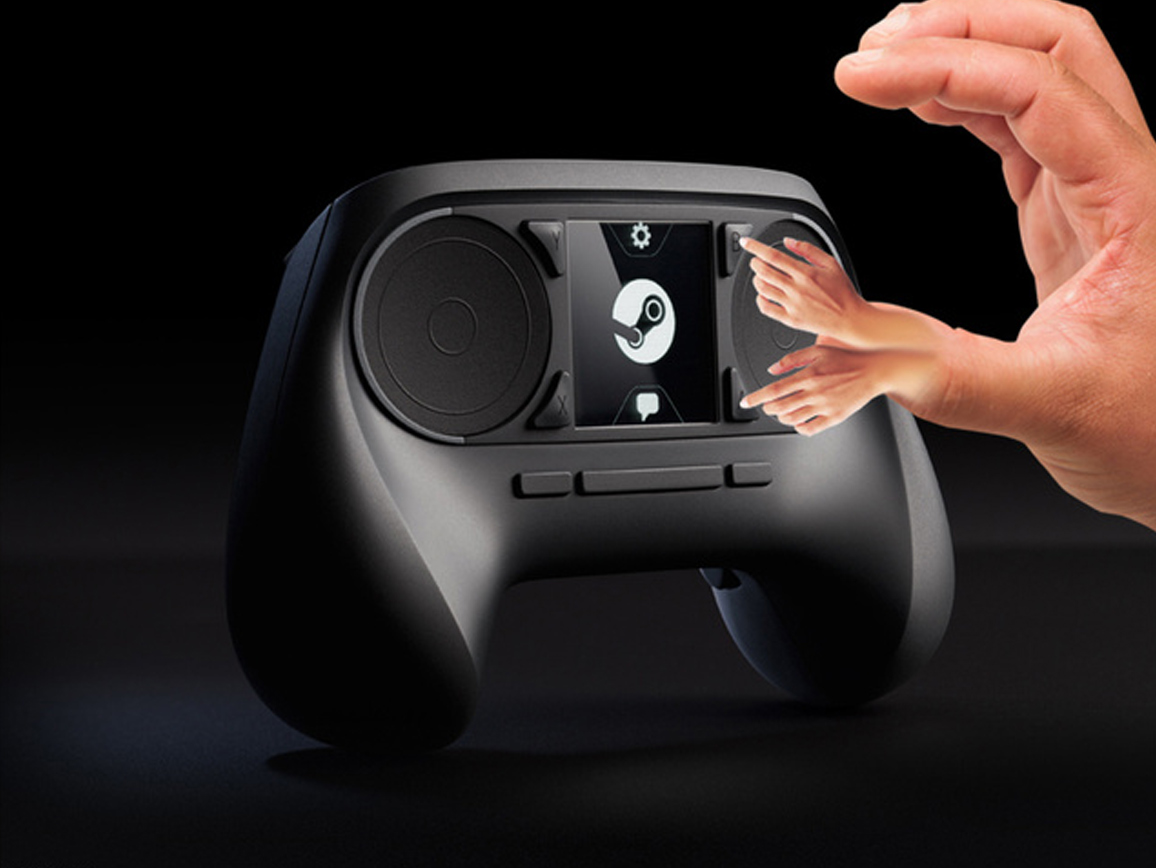 Новости steam controller - shazoo