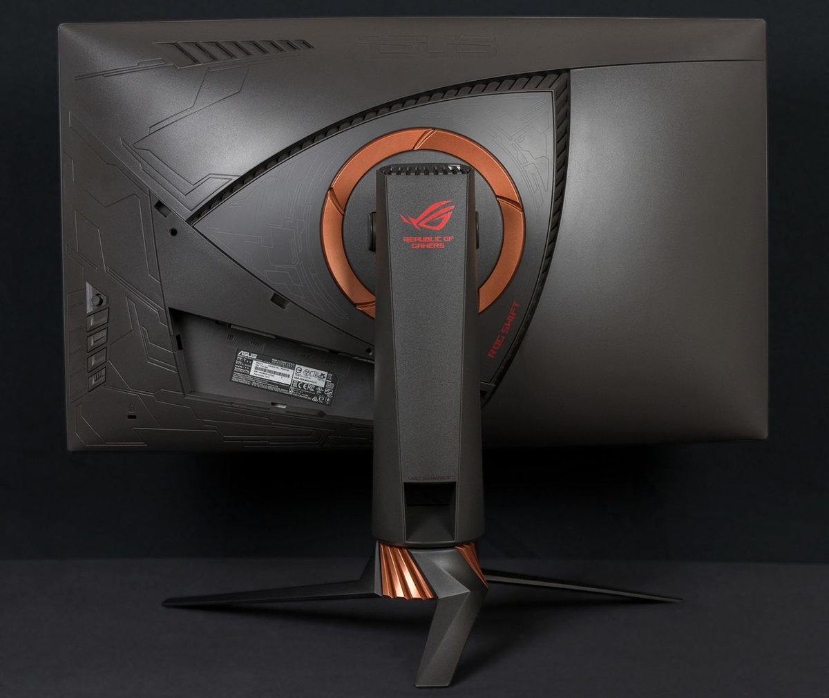 Обзор игрового fast ips full hd-монитора asus rog swift pg259qn: победитель
