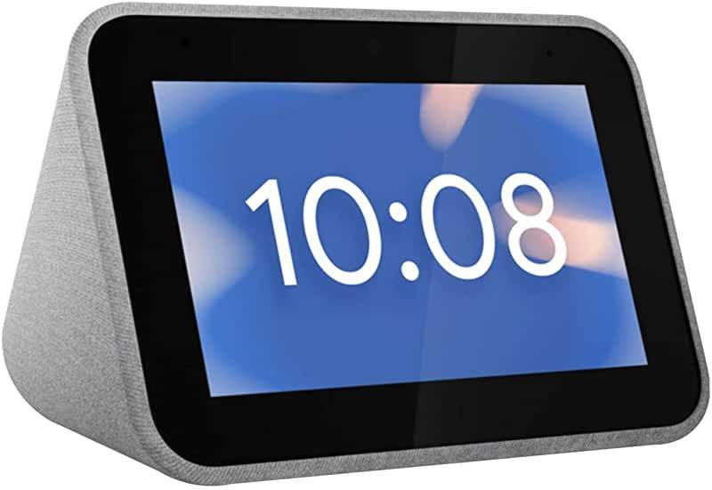 Обзор: ложитесь спать с google assistant с lenovo smart clock   cdnews.ru