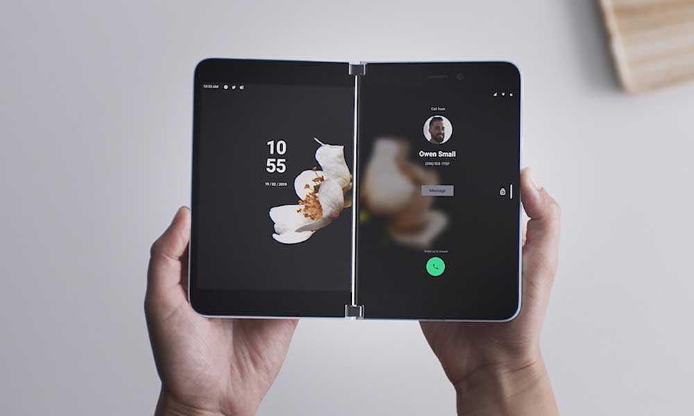 Microsoft выпустила смартфон на android и новую windows