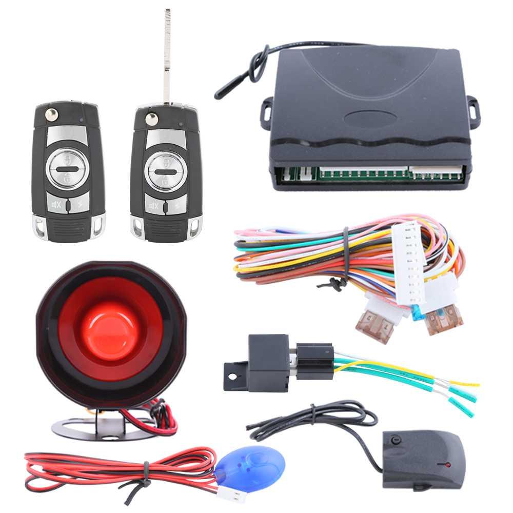 Как правильно выбрать автомобильную сигнализацию?
