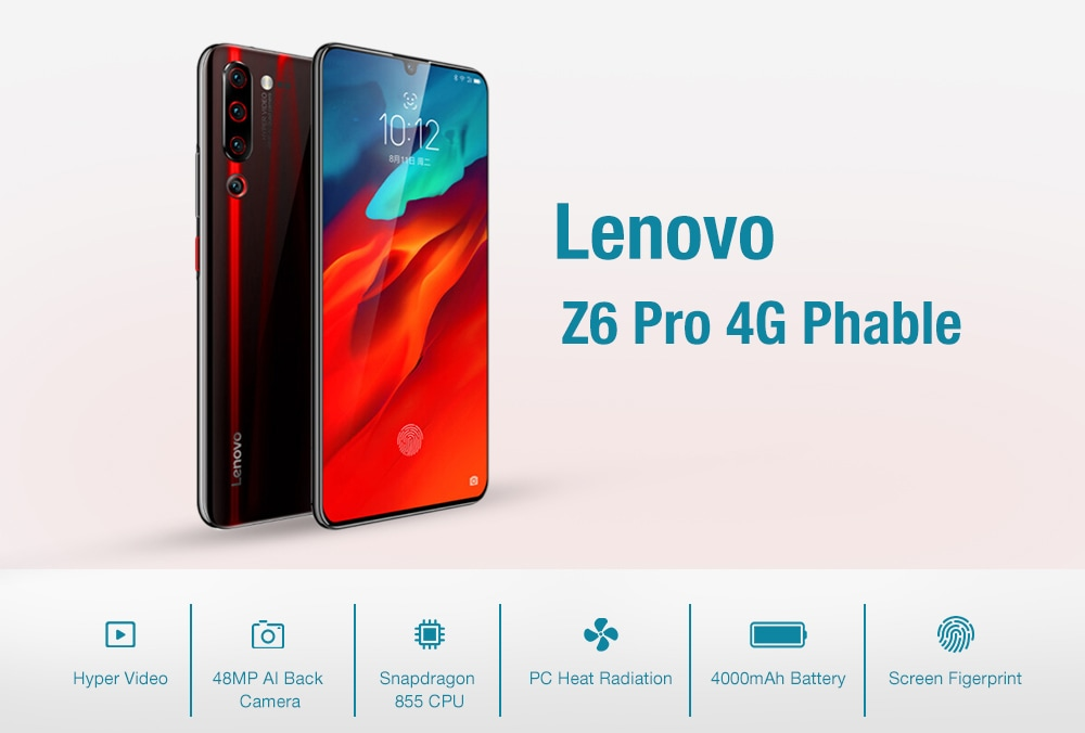 Обзор смартфона lenovo z6 pro – тесты, характеристики, цены, отзывы