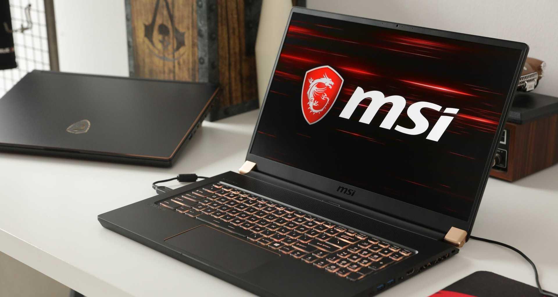 Наконец-то компания MSI анонсировала продолжение серии игровых ноутбуков GPLeopard Как и предшествующие модели новинки входят в список флагманов и позиционируются в