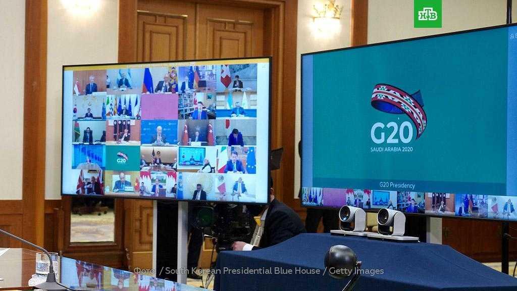 Главная встреча саммита g20: что обсудили путин и трамп // нтв.ru