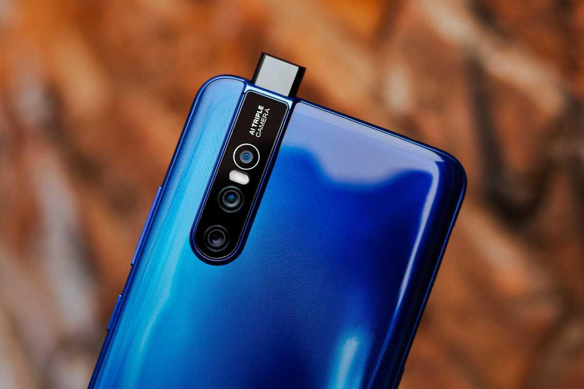 Топ 10 лучших телефонов с выдвигающейся камерой в 2020 году