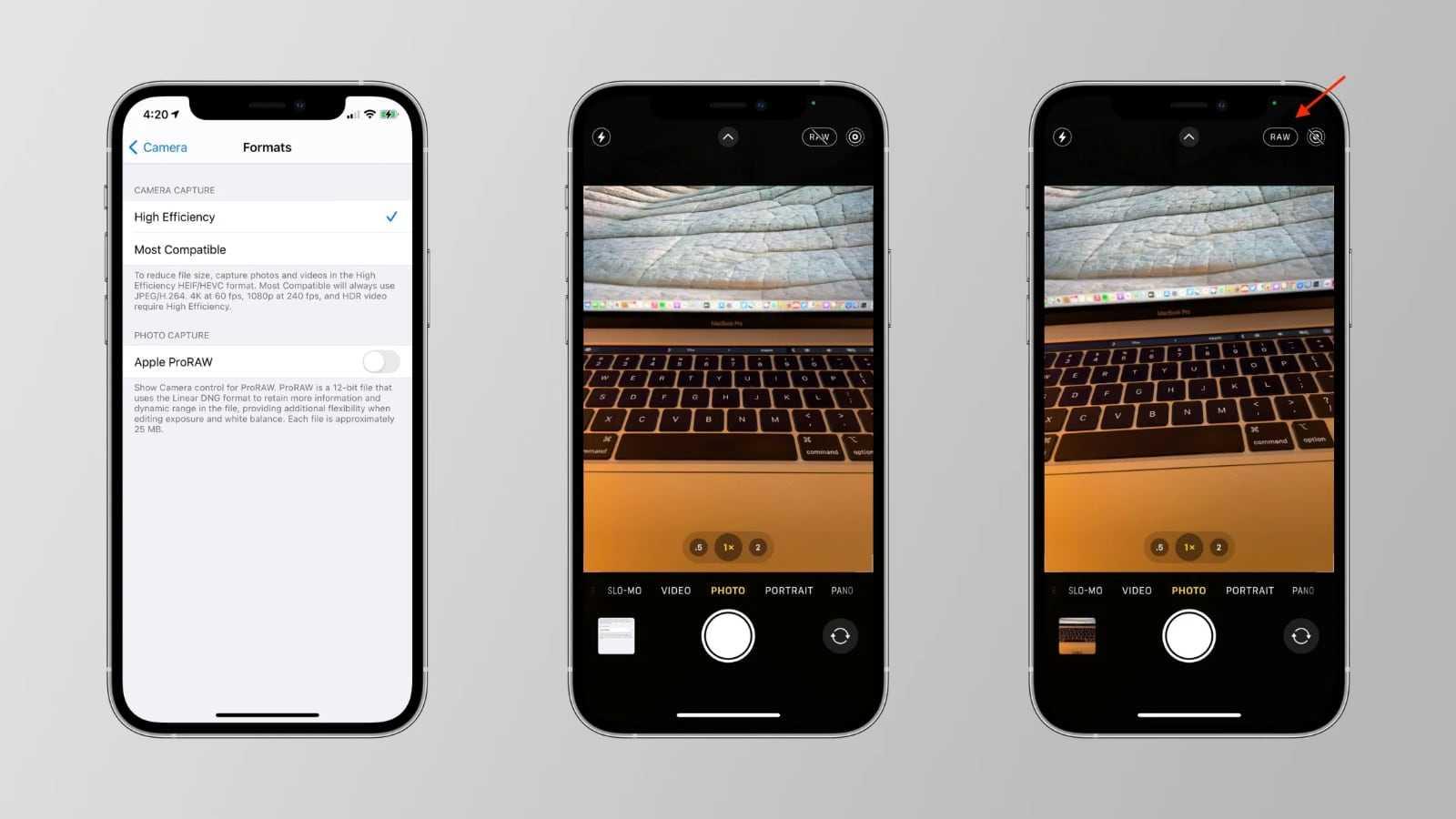 Чего не хватает iphone 12 pro?