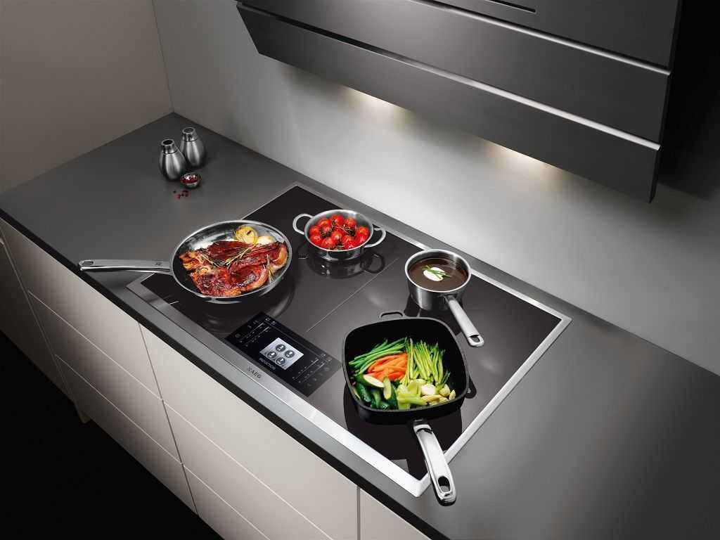 Какая плита лучше - электрическая или индукционная?