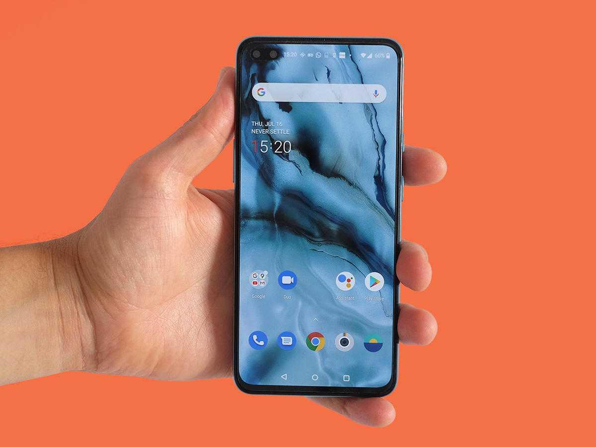 Oneplus nord: компания подтвердила название нового смартфона