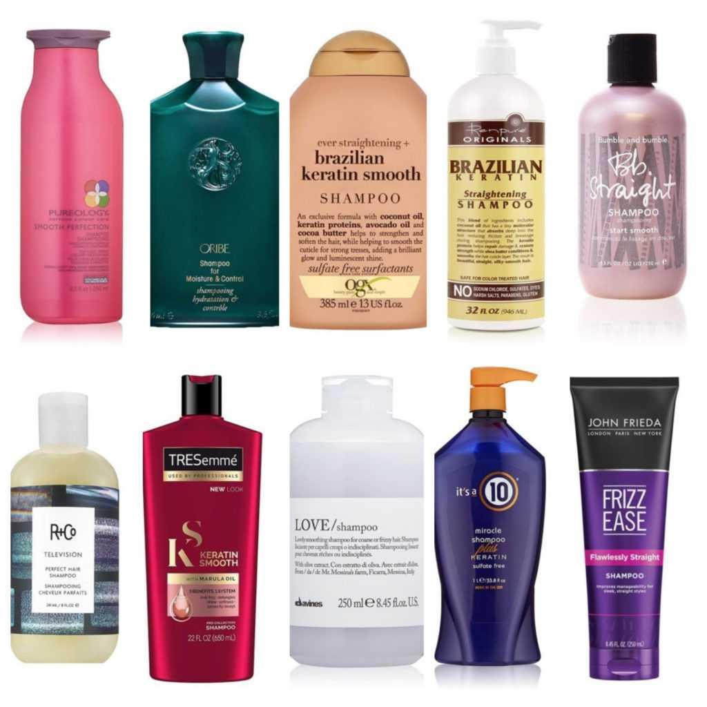Как выбрать шампунь для волос: виды шампуней, типы волос, подбор по составу