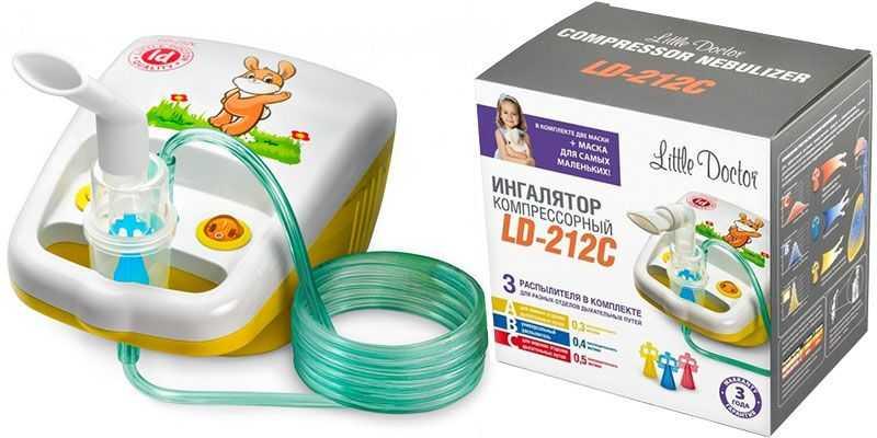 Как выбрать лучший ингалятор для взрослых и детей для домашнего использования