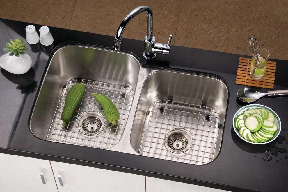 Идеальная мойка для кухни: правила выбора