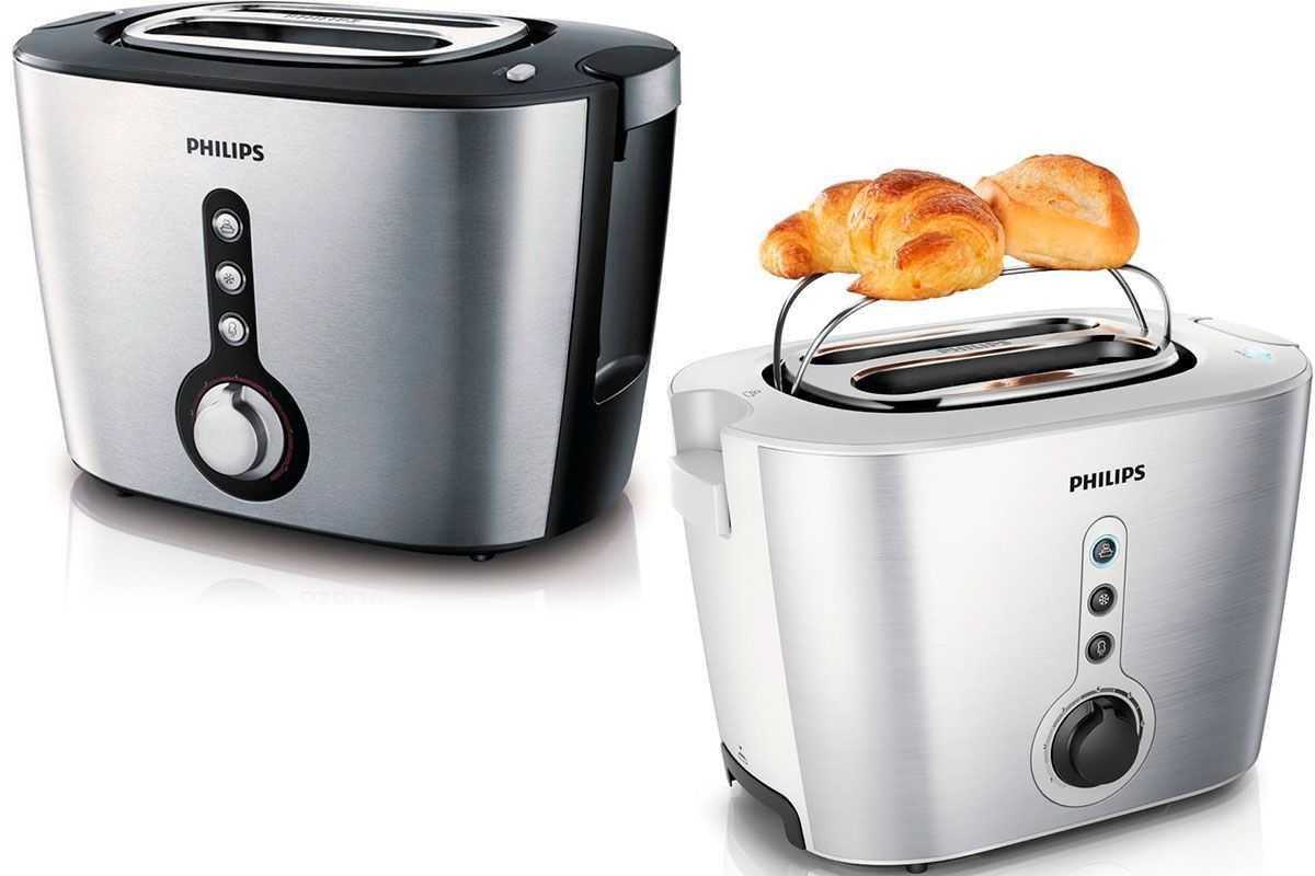 Как правильно выбрать домашний тостер