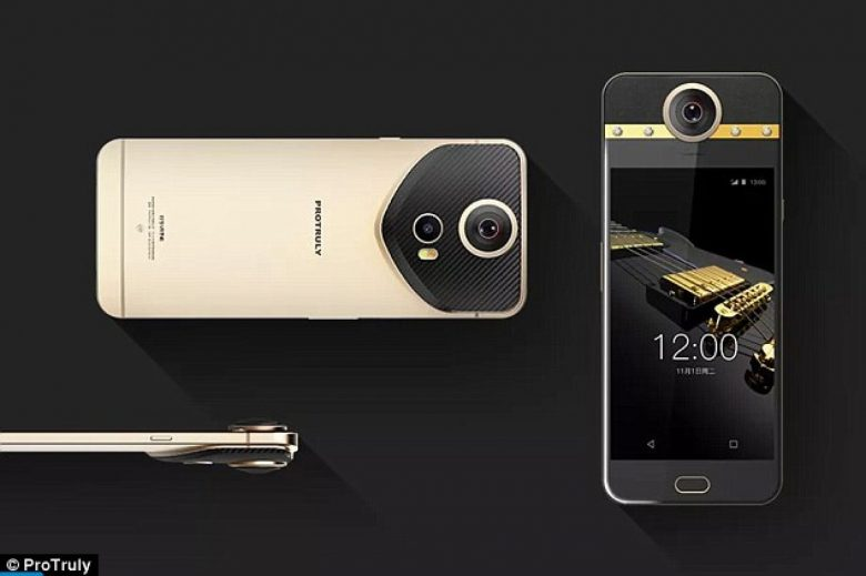 Представлен смартфон с гибким экраном flexpai 2