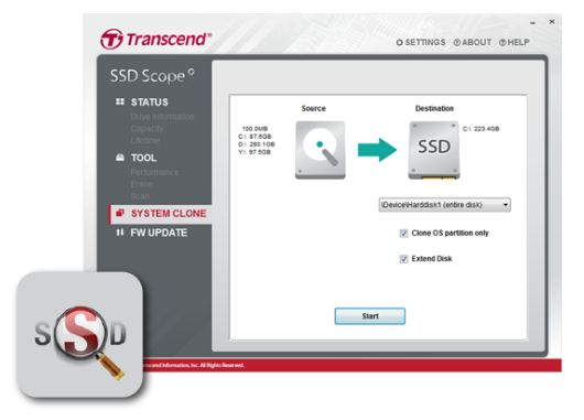 Transcend unveils 1tb esd400 portable solid state drives