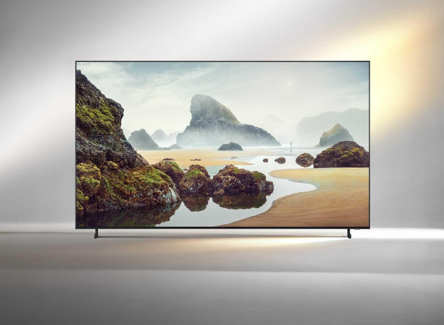 Дата начала продаж micro-led телевизоров - 2021 год?