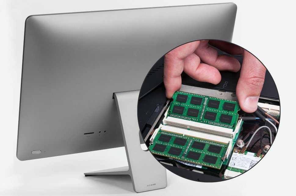 В новом mac mini максимум 16 гб оперативной памяти: это провал?