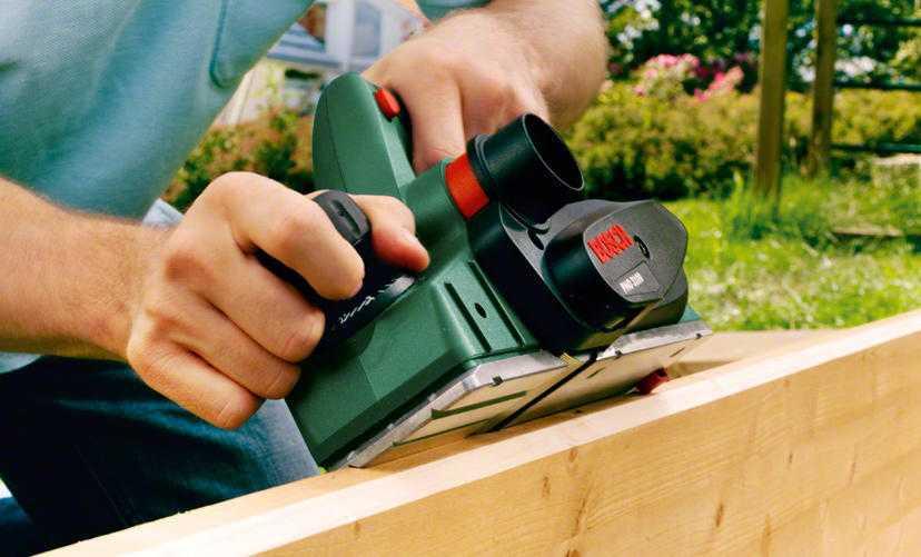 Как выбрать электрорубанок для дома и дачи - советы экспертов