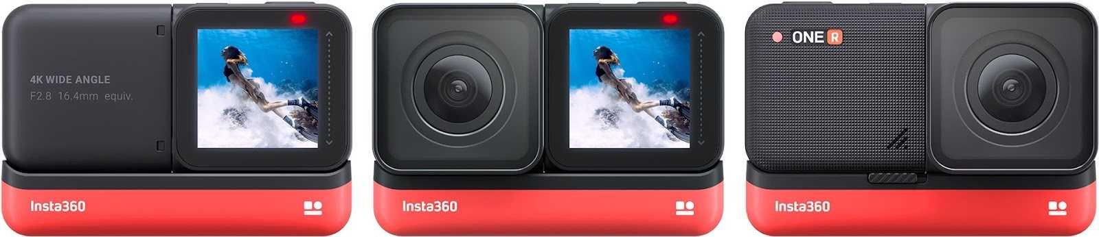 » insta360 one r: обзор новой экшн-камеры