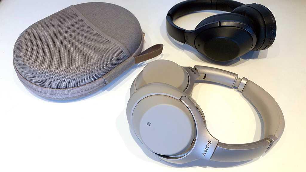 Беспроводные стереонаушники с функцией шумоподавленияwh-1000xm3