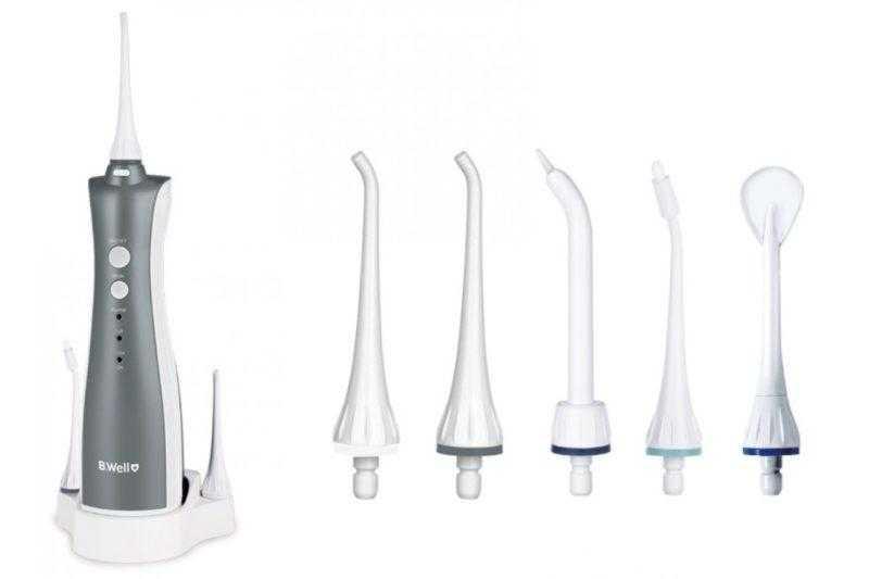Выбираем ирригатор для полости рта: 10 лучших моделей
