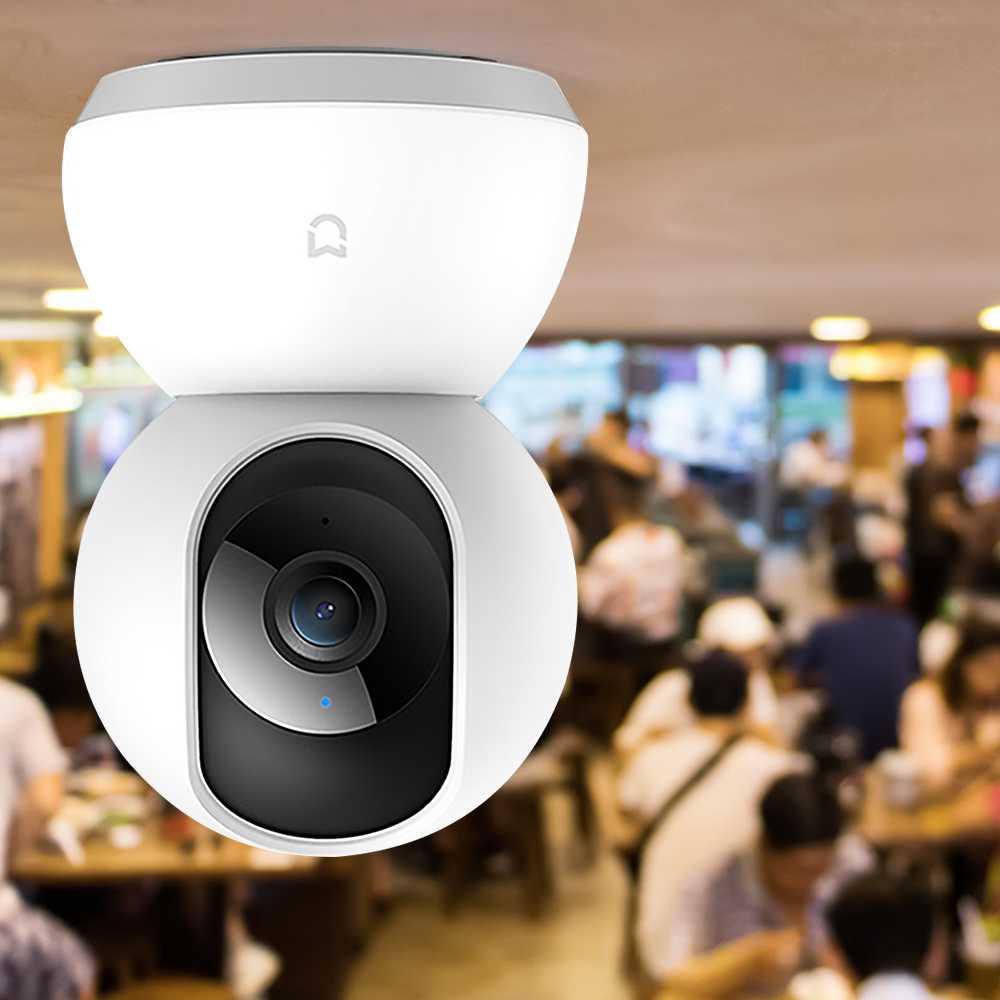 Обзор ip-камер компании xiaomi