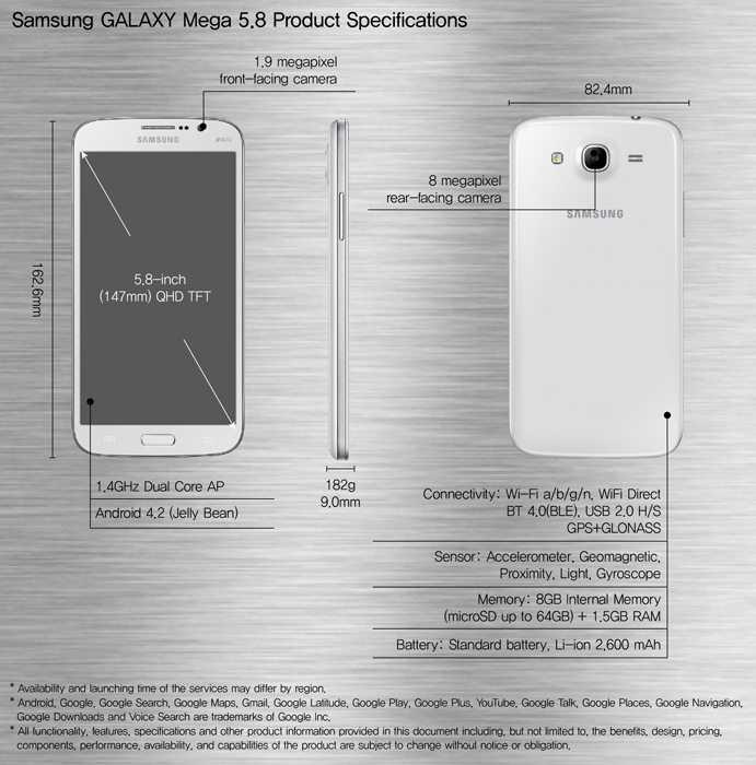 Samsung представил новую линейку смартфонов и планшетов galaxy ► последние новости