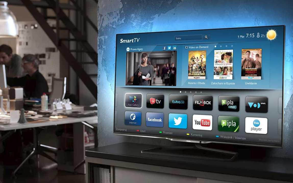 Что такое hbbtv в смарт телевизоре