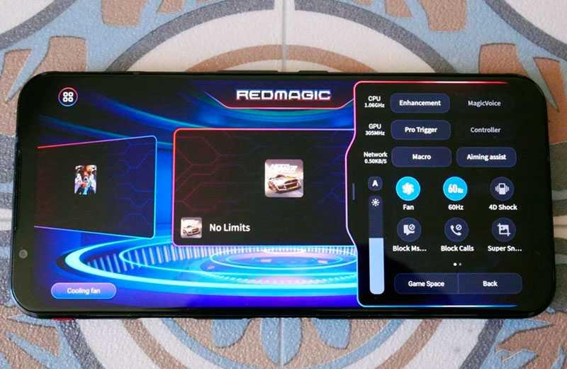 Обзор nubia red magic 5g: смартфон для игр с экраном 144 гц