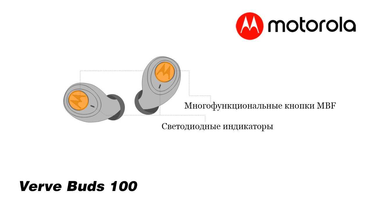 Наушники motorola: обзор беспроводных vervebuds 400, vervebuds 110 с  bluetooth и проводных моделей. как выбрать?
