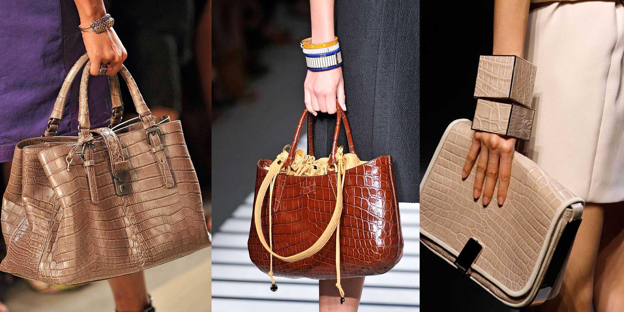 Как правильно выбрать сумки и сколько их должно быть | trendy-u