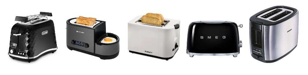 Рейтинг тостеров на 2020 год: лучшие модели и как выбрать