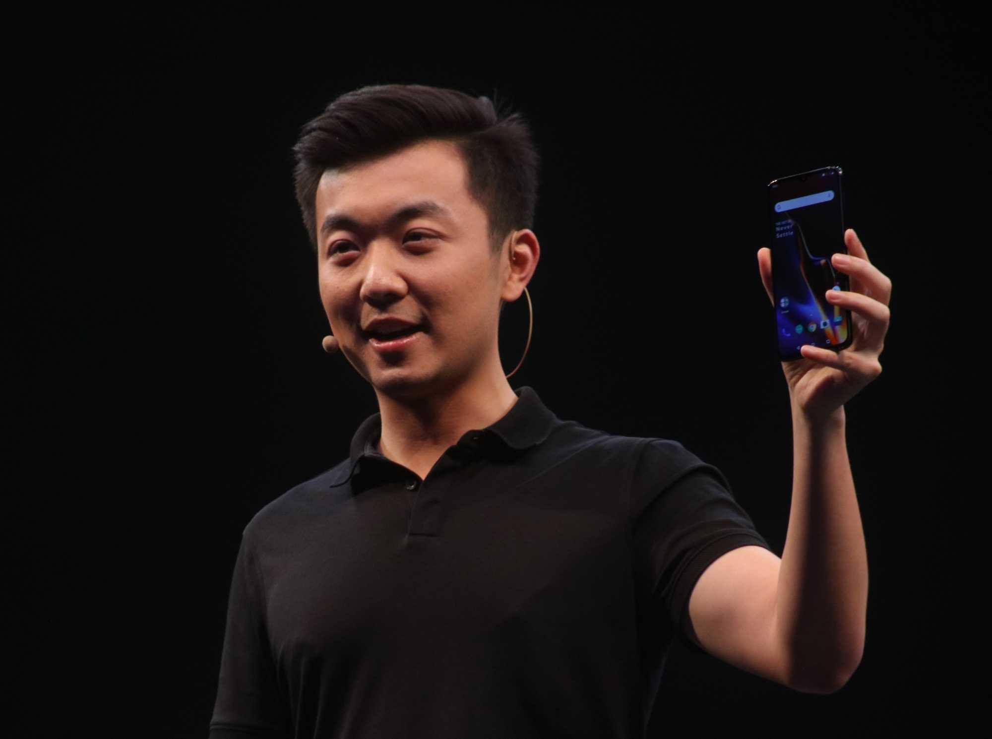 Xiaomi создала уникальный прозрачный телевизор. цена, видео - cnews