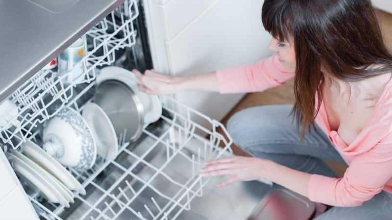 Как почистить посудомоечную машину bosh в домашних условиях