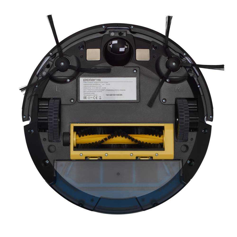 Обзор робота пылесоса polaris pvcr 1090 space sense aqua