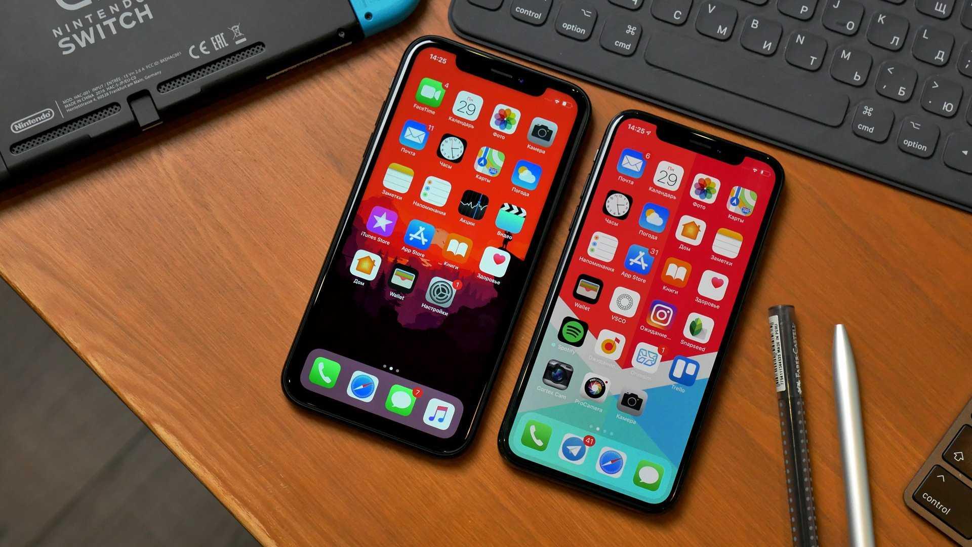 Сравниваем камеры iphone x и iphone xr