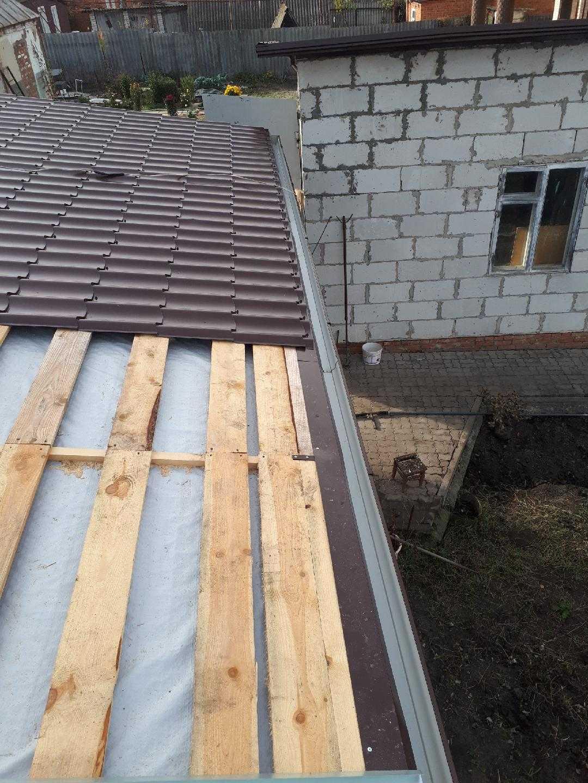 Топ материалов, которыми можно покрыть крышу гаража