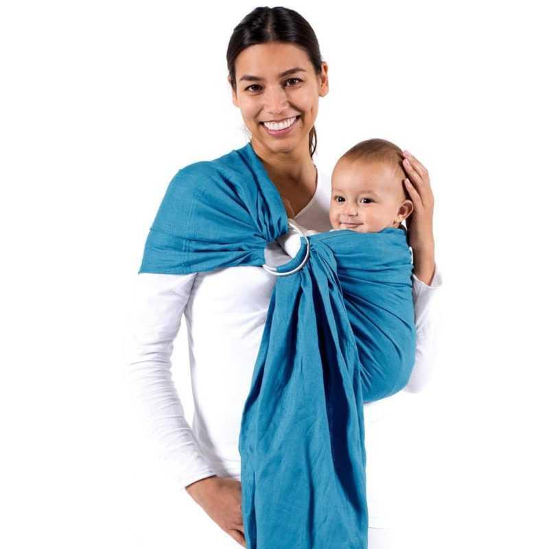Слинг для новорожденного: какой выбрать