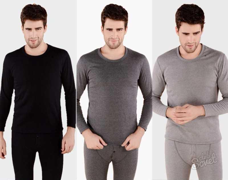 Повседневное термобелье: выбираем одежду на каждый день для носки зимой. какое лучше по составу?