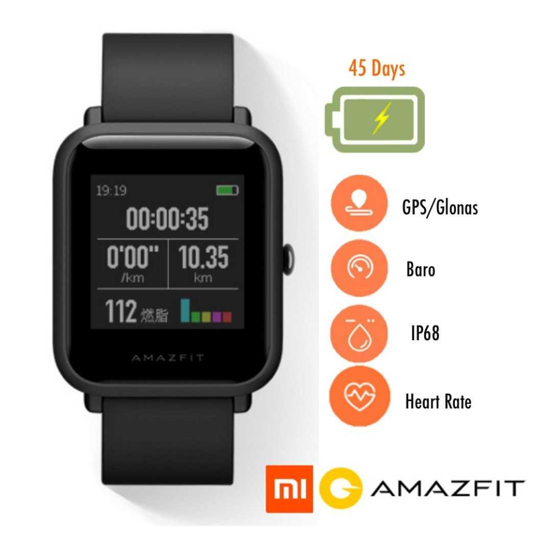 Amazfit bip u: обзор, характеристики, отзывы