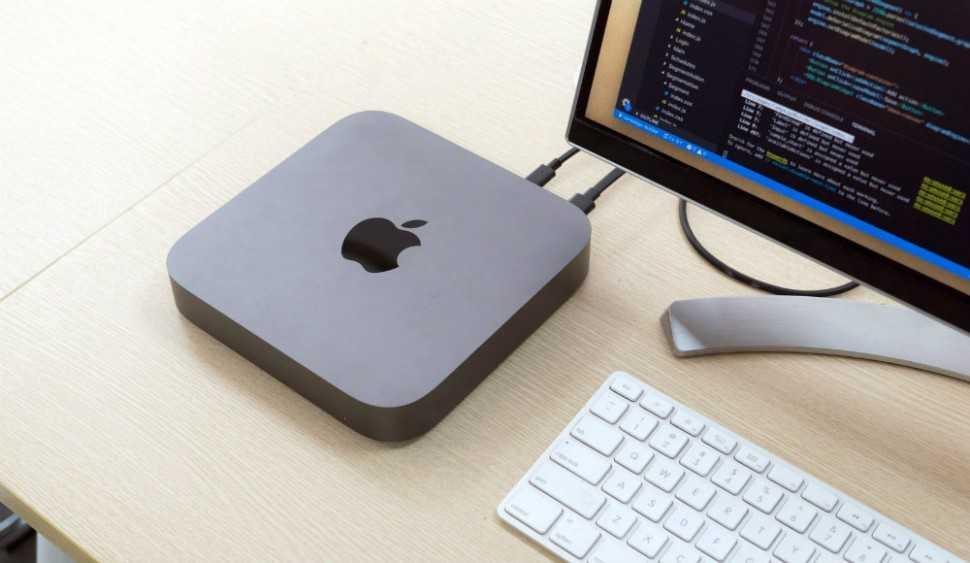 Первый опыт: mac mini на m1 / хабр
