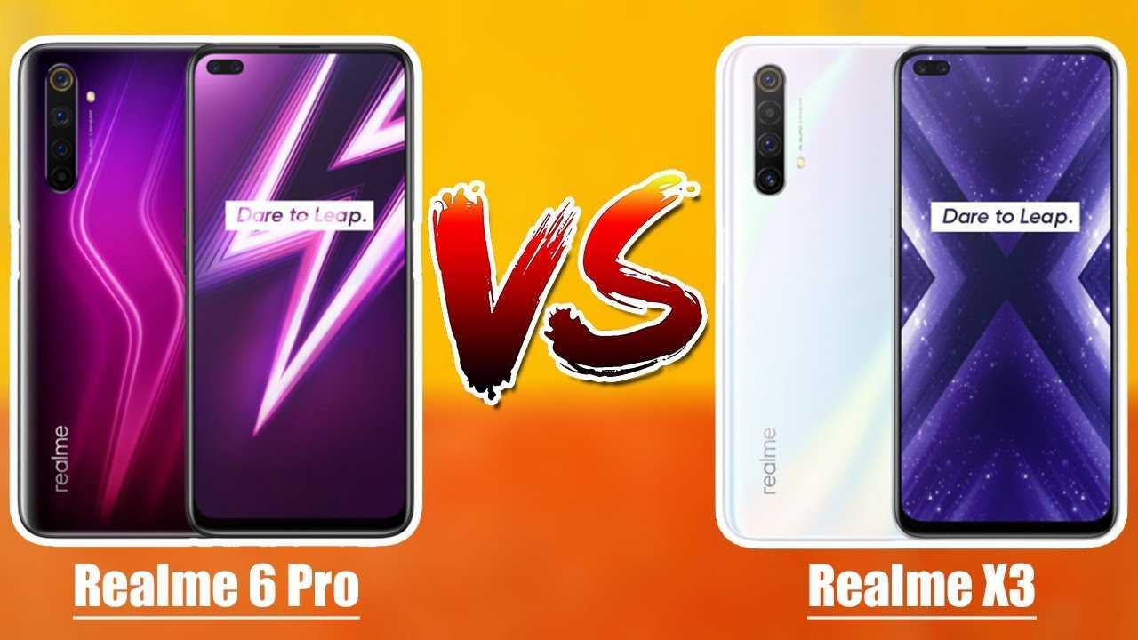 Oneplus 8 или realme x3 superzoom: какой телефон лучше? cравнение характеристик