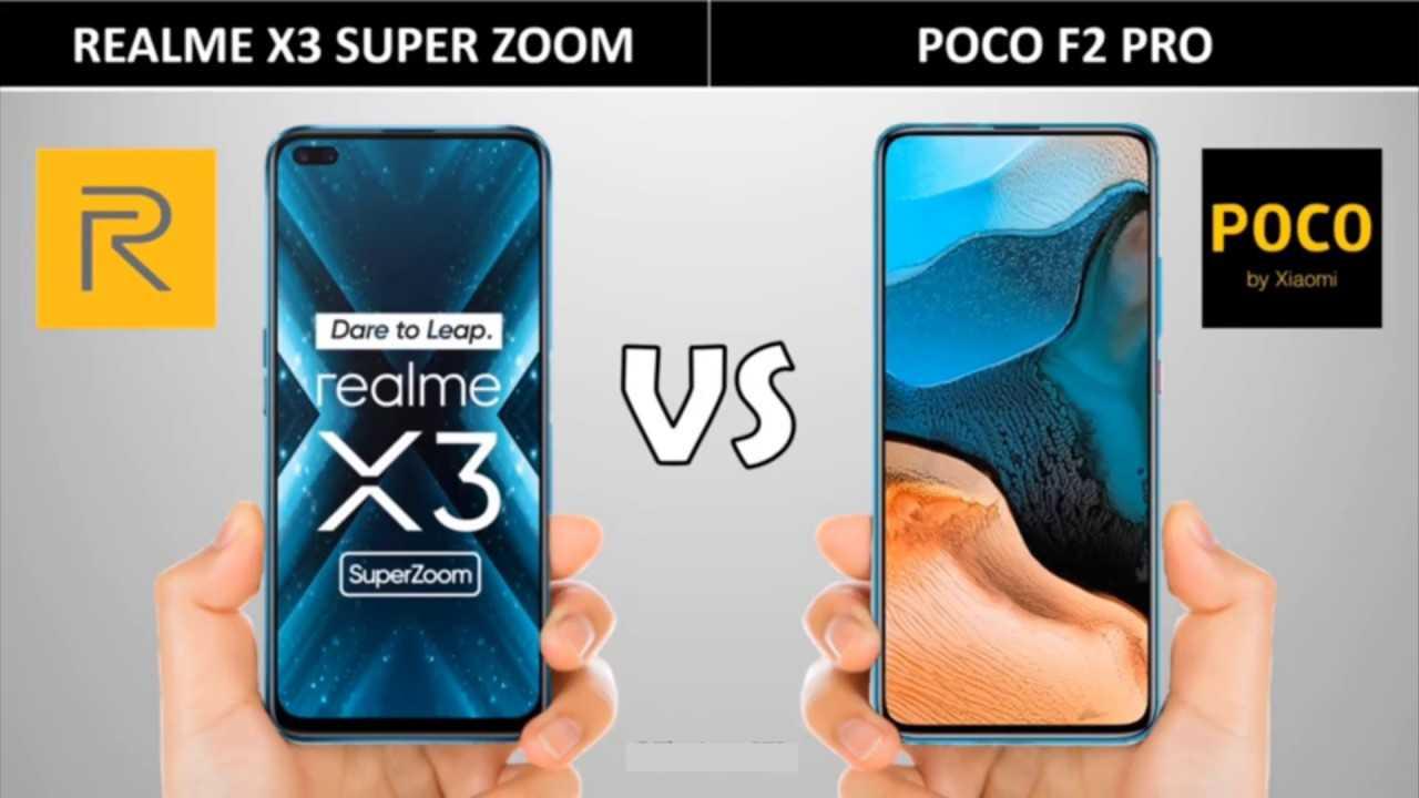 Realme x3 superzoom или oneplus 8t: какой телефон лучше? cравнение характеристик