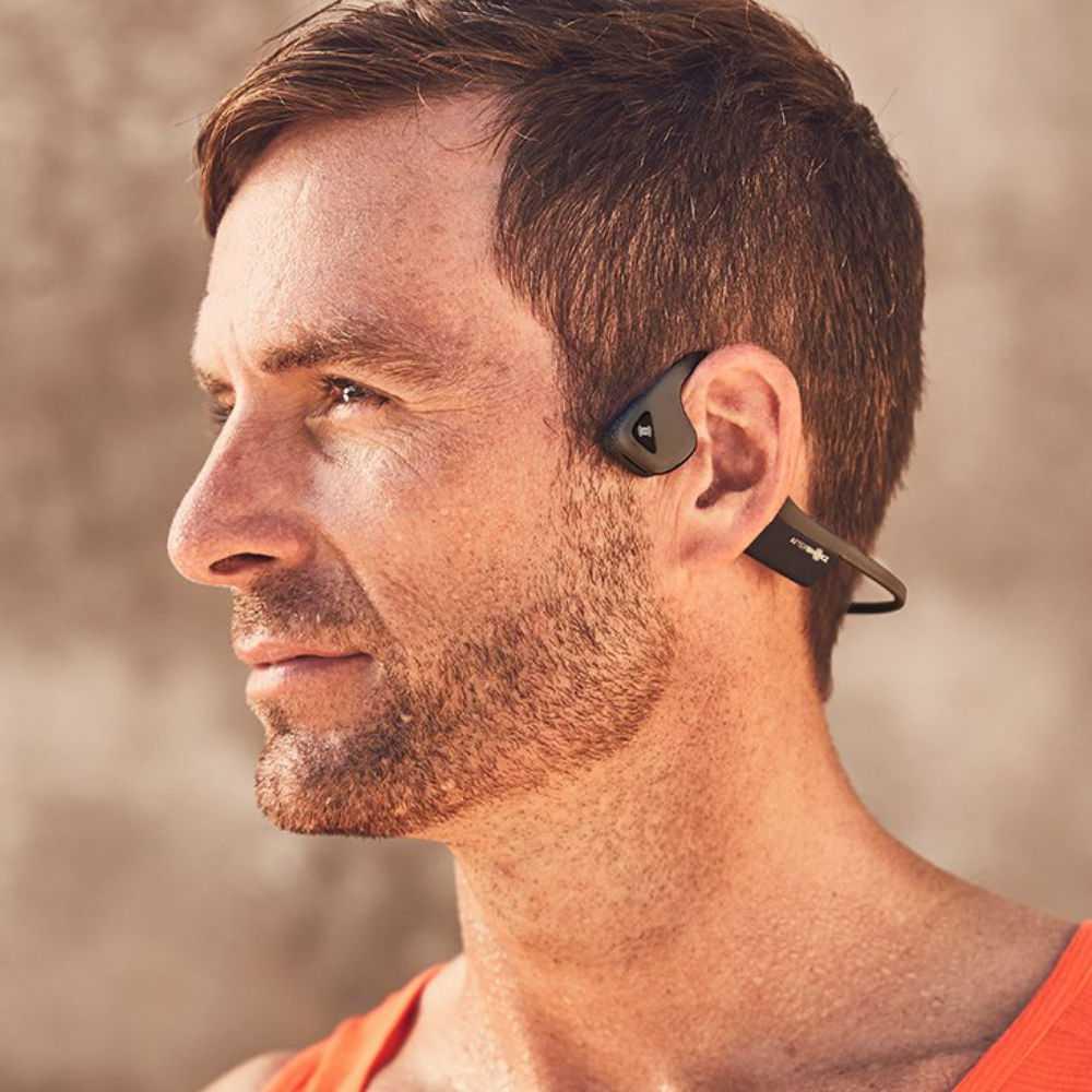 Ausdom j31 беспроводные наушники bluetooth 5,0 костной проводимости наушники cvc8.0 шумоподавление с микрофоном спорт на открытом воздухе гарнитура купить на алиэкспресс