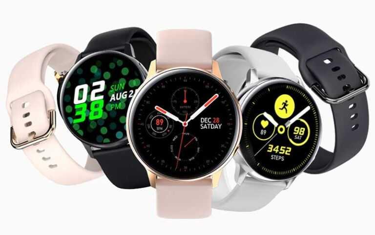 Xiaomi презентовала умные часы с датчиком сердцебиения
